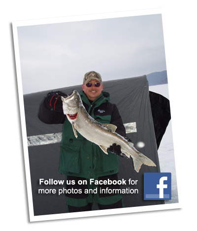 Follow Allwater Guide on Facebook